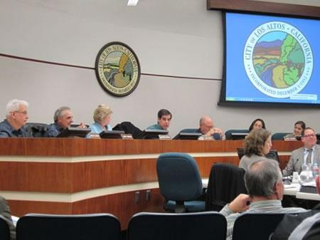 Los Altos Planning Commission Jan.19, 2012