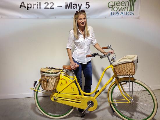Los Altos Kimberly Beck The Biking Baker