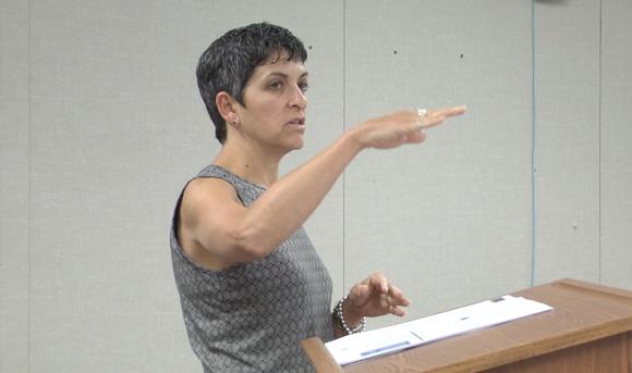 EMC Research's Ruth Bernstein