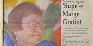 Marge Gratiot, Los Altan of the Year 1998