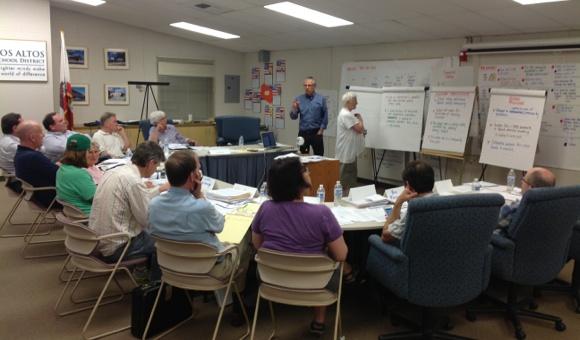 LASD Superintendent's Task Force on Facilities 2013