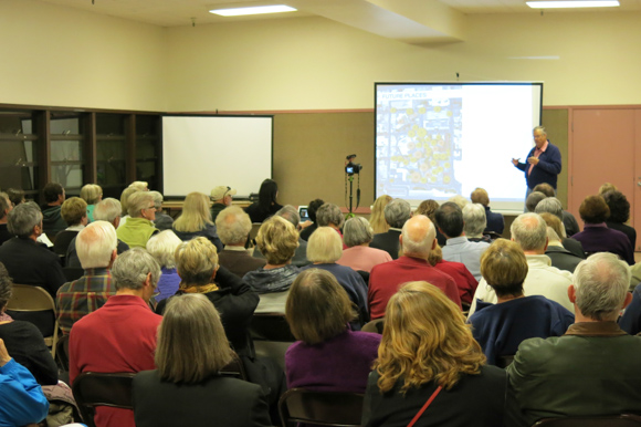 Los Altos Forward sponsored community meeting