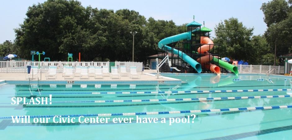 public swimming pool for Los Altos