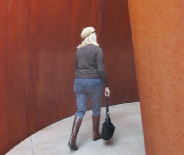Serra Sequence 6 The Anderson Collection at Stanford University