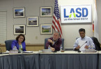 Los Altos School District Board is reconvening the powerful board ad hoc Tenth Site Committee