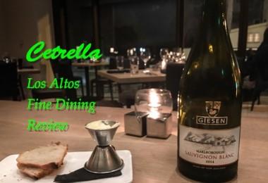 Cetrella restaurant Los Altos