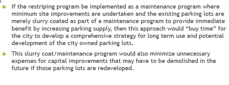 Los Altos Parking Committee