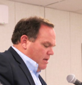 Jeff Baier, LASD Superintendent