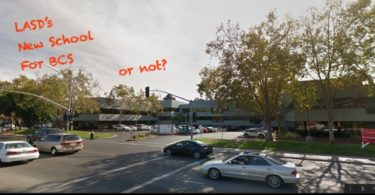 Bullis Charter School Tenth Site 5150 El Camino, at 4 acres the smallest site with the worst access every considered