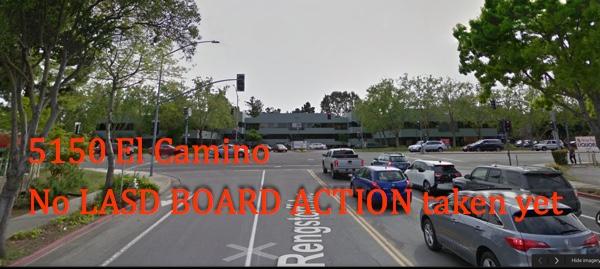Bullis Charter School 10th site 5150 El Camino LASD