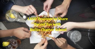 LASD expected to share Nov . 2016 parcel tax with Bullis Charter School