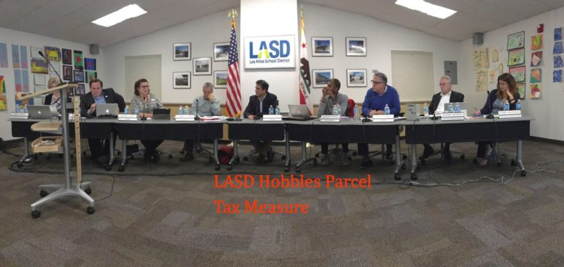 LASD Board of Trustees 2016