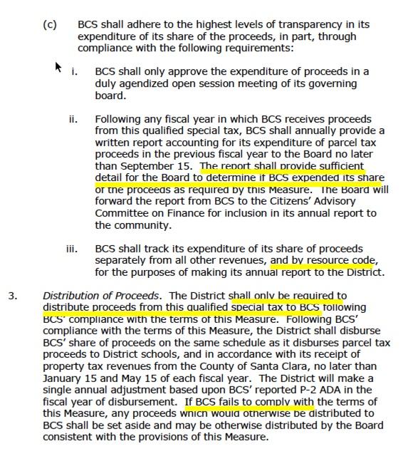 LASD parcel tax ballot part 2