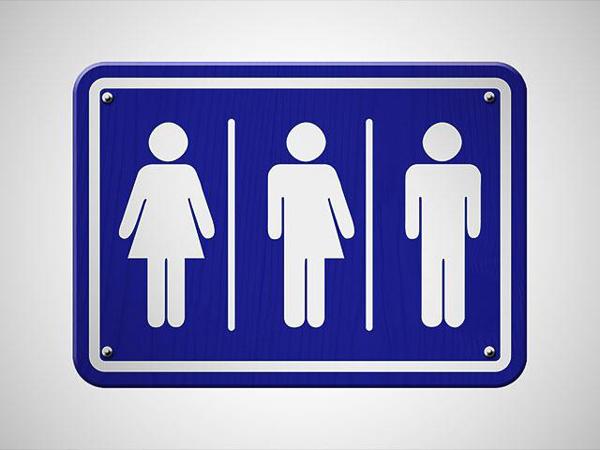 Possible Signage on public restrooms... Los Altos Follies 2016
