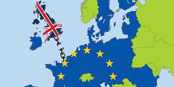 UK breaks up with EU