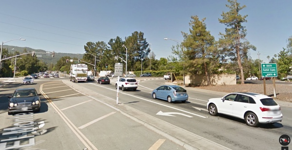 El monte foothill intersection is expected to get Measure B funds