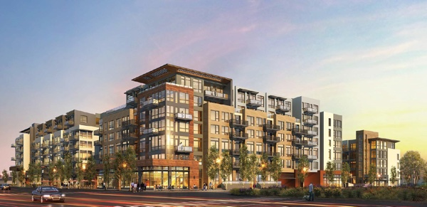 Rendering of Prometheus project Mountain View