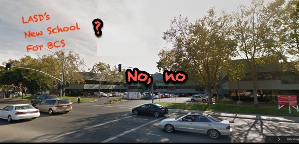 LASD though about purchasing this Los Altos site