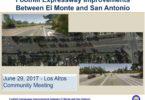 Foothill Expressway Improvements Los Altos