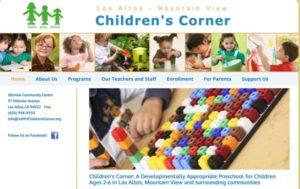 Childrens Corner, Hillview Community Center Task Force