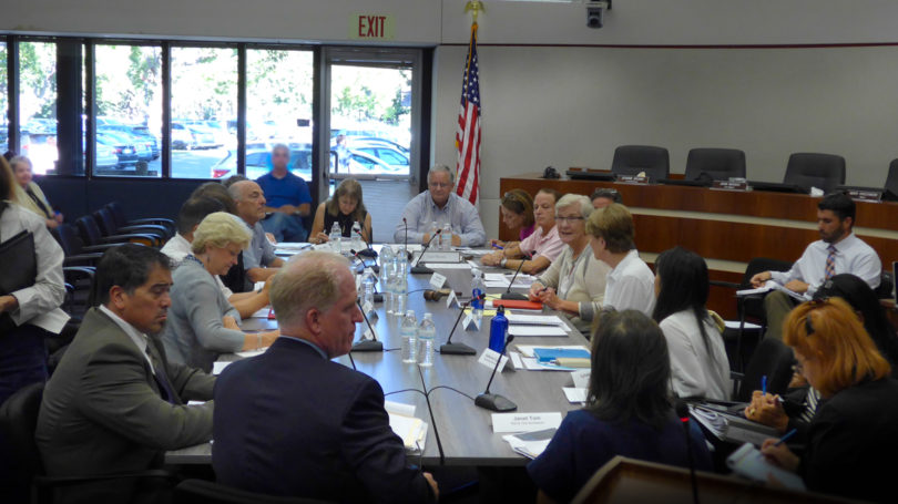Hillview Task Force Los Altos City Council