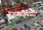 Los Altos, El Camino Corridor, El Camino CT zone, high density zoning
