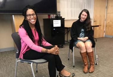 Los Altos Community Coalition hosts Maya Perkins, Executive Director, and Mila Zelkha, Founder, of Bay Area Forward (bayareaforward.org).