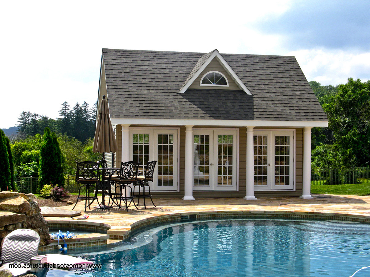 house plans with pool create your granny unit adu or pool house in los altos 5806