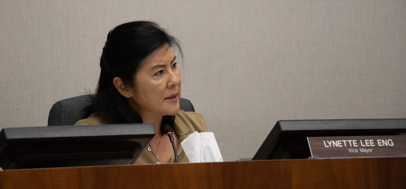 Lynette Lee Eng city council member City of Los Altos and supporter of the radical Save Our Parks SOP Initiative