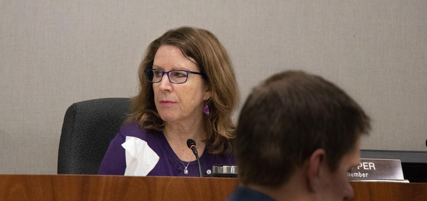 Los Altos California City Council member Jan Pepper