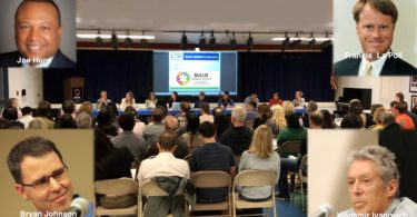 Joe Hurd, Francis La Poll, Bryan Johnson, Vladamir Ivanovich, Bullis Charter Schoo, Los Altos Schoo District