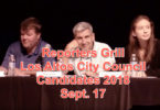 Los Altos City Council Candidates 2018, Bruce Barton, Dave Price