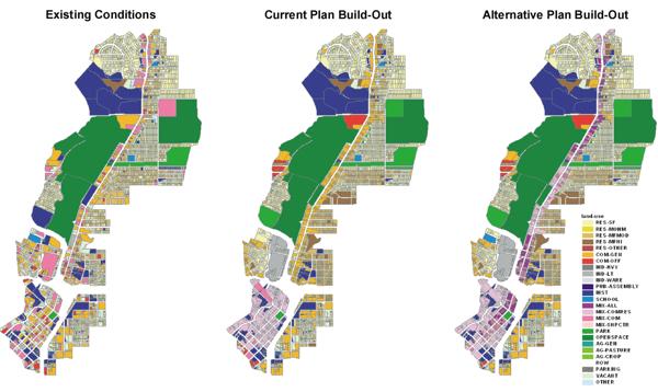 General Plan 2020, 2020 General Plan, Los Altos