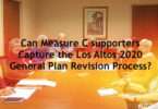 Measure C, Los Altos, 2020 General Plan, General Plan 2020