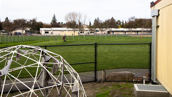 Therakauf as seen from Bullis Mountain View facilities as offered by MVWSD
