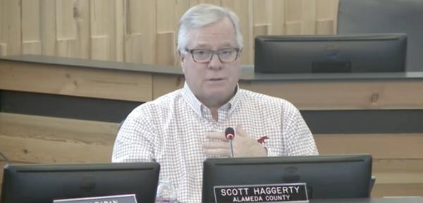 Scott Haggerty, CASA, MTC, ABAG, SF Bay Area regional government
