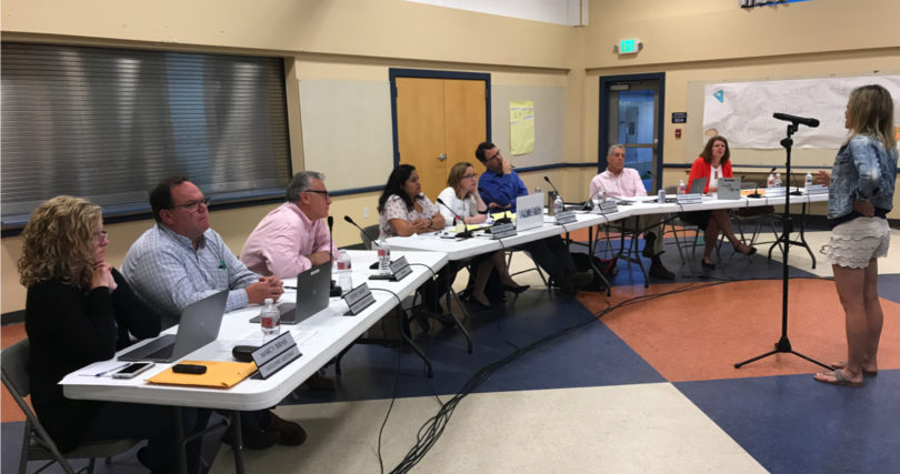 Los Altos School District, Board of Trustees, Egan School, Los Altos