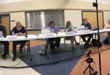 LASD Trustees, Egan School, Move Egan Agreement, 10-year agreement
