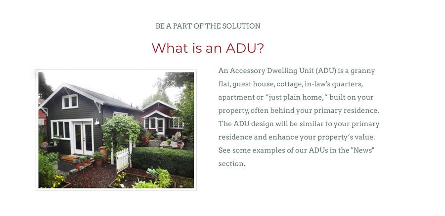 Goldbar ADU specialist buildier. An ADU that matches the main house.