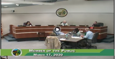 3 council members when there would be 5 Los Altos City Council