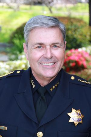 Andy Galea, Police Cheif, City of Los Altos