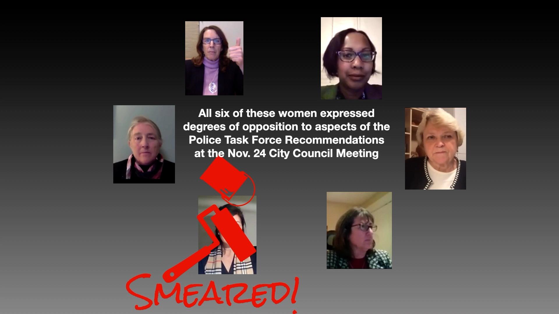 Justice Vanguard smears Los Altos City Council Member Lynette Lee Eng